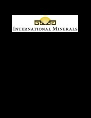 International Minerals Corporation