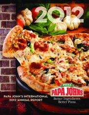 Papa John's International Inc.