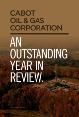 Cabot Oil & Gas Corporation