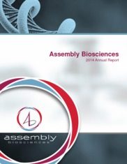 Assembly Biosciences Inc