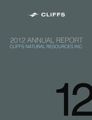 Cliffs Natural Resources Inc.