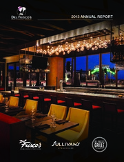 Del Frisco's Restaurant Group Inc