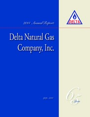 Delta Natural Gas Co. Inc.