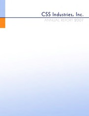 CSS Industries Inc.