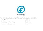 Funtastic Limited