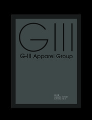 G-III Apparel Group, Ltd.
