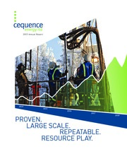 Cequence Energy Ltd