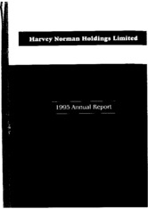 Harvey Norman Holdings Limited