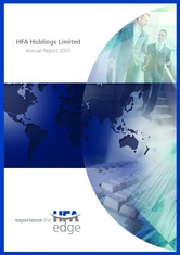 HFA Holdings Limited