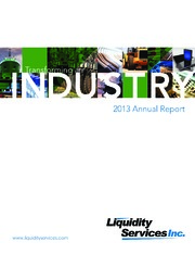 Liquidity Services, Inc.