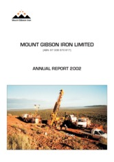 Mount Gibson Iron Limited