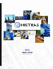 Mistras Group, Inc.