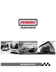 Penske Automotive Group, Inc.