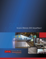 Dynamic Materials Corporation