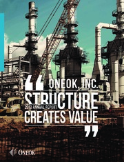 ONEOK Partners, L.P.
