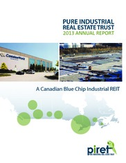 Pure Industrial Real Estate Trust