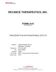 Revance Therapeutics