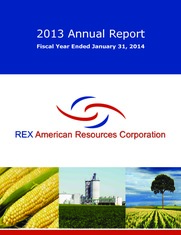 REX American Resources Corporation