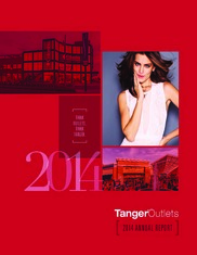 Tanger Factory Outlet Centers