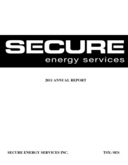 Secure Energy Services Inc