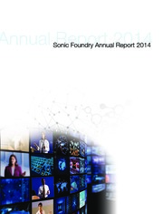 Sonic Foundry Inc.