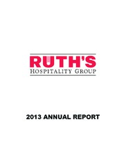Ruth's Hospitality Group Inc.