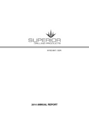 Superior Drilling Products, Inc.