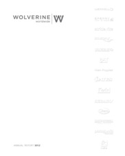 Wolverine World Wide Inc.