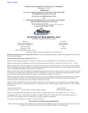 NuStar GP Holdings, LLC