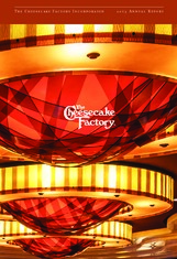 The Cheesecake Factory Incorporated