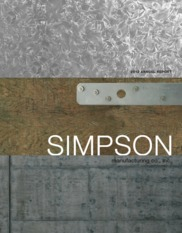 Simpson Manufacturing Co., Inc.