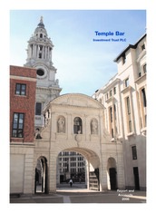 Temple Bar Investment Trust PLC