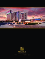 Monarch Casino & Resort Inc.