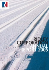 Ridley Corporation Ltd