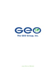 The GEO Group Inc