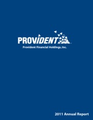 Provident Financial Holdings Inc.