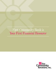 First Community Bancshares, Inc.