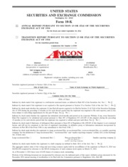 Amcon Distributing Company
