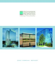 Highwoods Properties Inc