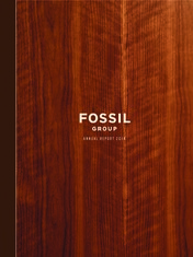 Fossil Group, Inc.
