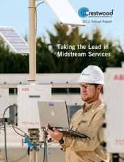 Crestwood Midstream Partners LP