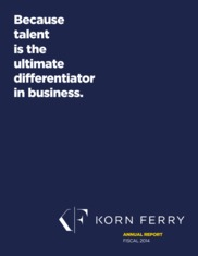 Korn/Ferry International