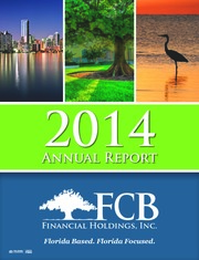 FCB Financial Holdings Inc
