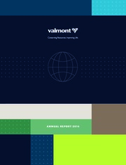 Valmont Industries, Inc