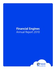 Financial Engines Inc