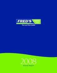 Fred's, Inc.