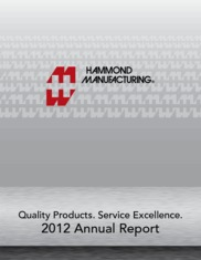 Hammond Manufacturing Company Limited