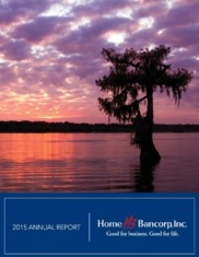 Home Bancorp, Inc.