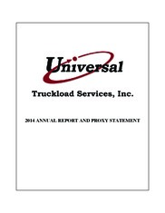Universal Logistics Holdings, Inc.