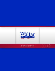 Walter Investment Management Corp.